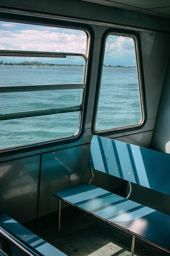 boat photography print by photographer Kenzie Meeker