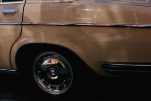 brown car photography by Lizzy Nicholson
