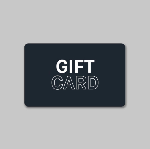 DROOL gift card