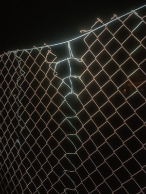 barbwire photography print by Andy Feltham